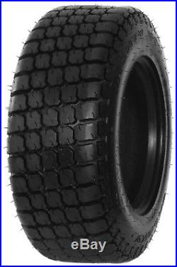 10-16.5 (10x16.5) Galaxy Mighty Mow 8-Ply Skid Steer Tires Pick Your Rim Color