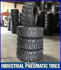 10-16.5 12pr Duramax Skid Steer Loader Tires (4 Tires) 10x16.5 New Holland