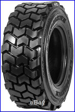 12x16.5 (12-16.5) Extreme Duty 12PR Lifemaster Skid Steer Tires New Holland