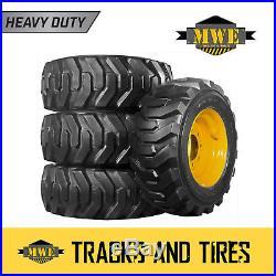 12x16.5 (12-16.5) Heavy Duty 12-Ply Xtra Wall Skid Steer Tires New Holland