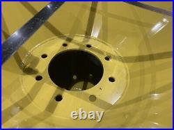 12x16.5 Skid Steer Wheels Rims Tires Steel Evolution Wheel New