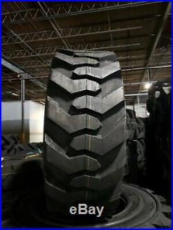 14-17.5 14/17.5 14x17.5 Deestone 14ply skid steer tire tubeless