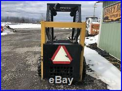 1990 New Holland L250 Skid Steer Loader 18 HP Low Cost Shipping