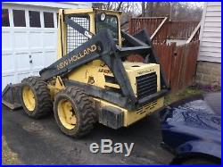 1994 New Holland Skid Steer L 553