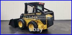 1996 New Holland Lx665 Skid Steer Wheel Loader Tire Machine Cat 665