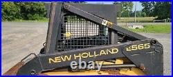 1997 New Holland LX565 Skidloader. 1435 Hours! Just Serviced! New Tires