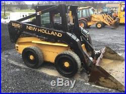 1997 New Holland LX865 Skid Steer Loader