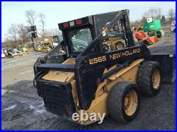 1998 New Holland LX565 Skid Steer Loader CHEAP