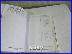 2 Shop Service Manuals New Holland Compact Skid Steer Loader SERIES 200 84423865