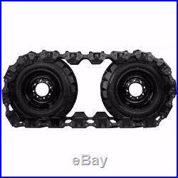 2 Skid Steer Over The Tire Tracks Steel OTT 10-10x16.5,12-12x16.5,14-14x17.5