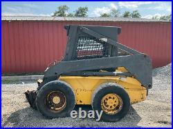 2002 New Holland LS160 Skid Steer Loader CHEAP PLEAS EREAD DESCRIPTION