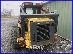 2002 New Holland Ls190 Skid Steer Loader 83hp Diesel. Big Machine! Cheap Ship