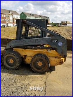 2003 New Holland LS170 Skid Steer Loader CHEAP