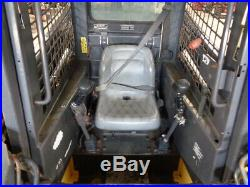 2003 New Holland LS170 Skid Steer, OROPS, Sticks/Pedals, Terraflex track system