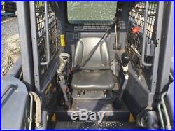 2004 New Holland LS160 Skid Steer Loader