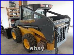 2004 New Holland Ls180 Turbo 2 Speed Super Boom Simple Controls 3900 Hours