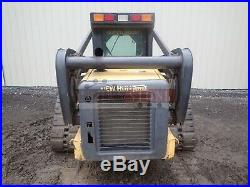 2005 New Holland C190 Track Loader Erops Heat Aux Hyd Pre Emissions 2449 Hrs