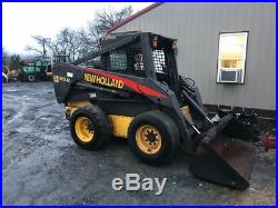 2005 New Holland LS185. B Skid Steer Loader with 2 Speed Only 2800Hrs Coming Soon
