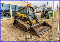 2006 NEW HOLLAND C185 COMPACT TRACK LOADER Used
