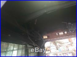 2006 New Holland C185 Track Loader Fire Damage