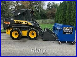 2006 New Holland L170 Skid Steer/Pusher Package