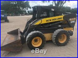 2006 New Holland L190 Skid Steer Loader with Weight Kit. Coming Soon