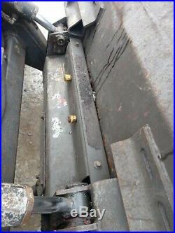 2007 New Holland C175 Skidsteer Loaded Options