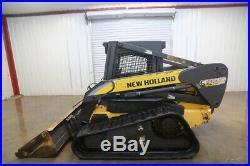 2007 New Holland C185 Compact Track Loader Skid Steer