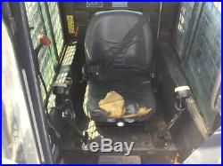 2007 New Holland C185 Compact Track Skid Steer Loader with Cab & High Flow