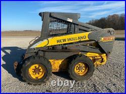 2007 New Holland L180 Skid Steer Loader NEEDS WORK READ DESCRIPTION