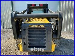 2007 New Holland L180 Skid Steer, Orops, Aux Hyd, 63 HP Pre-emissions, 506 Hrs