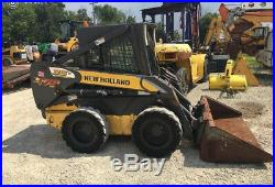 2008 New Holland L175 Skid Steer Loader with Cab Coming Soon