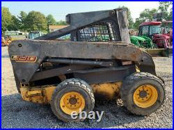 2008 New Holland L190 Skid Steer Loader with 2speed CHEAP! NEEDS REPAIRS
