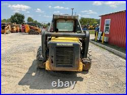 2008 New Holland L190 Skid Steer Loader with 2speed & Weight Kit CHEAP
