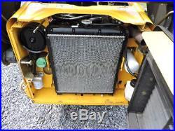 2009 New Holland L150 Super Boom Rubber Tire Skid Steer Loader Cab Heat Diesel