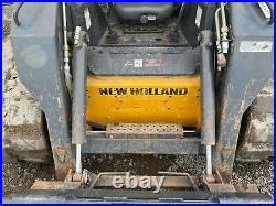 2010 New Holland L185 Track Loader, Orops, Aux Hyd, 1635 Hrs 78 HP Pre-emissions