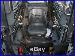 2011 New Holland L220 Skid Steer Loader New Tires Snow Litter Bucket Ship $500
