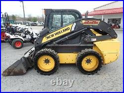 2011 New Holland L225 Skid Steer, Erops, 2 Spd, High Flow, 396 Hrs, Local Trade