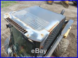 2011 New Holland L225 Skid Steer Wheel Loader Aux Hyd 2-Spd Cab bidadoo Repair