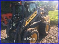 2011 New Holland L230 Skid Steer Loader with Cab Coming Soon