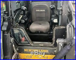 2012 New Holland C238 Skid Steer Compact Track Loader Low Hours
