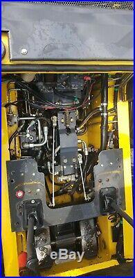 2012 New Holland L215 Skid Steer Loader Wheel