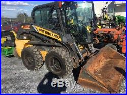 2012 New Holland L220 Skid Steer Loader with Cab Coming Soon