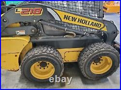 2013 New Holland L218 Skid Steer