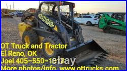 2013 New Holland L223 SKID STEER RUBBER TIRED LOADER Used