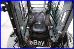 2014 New Holland C232 Cab Skid Steer Track Loader, 2 Speed, Radio, Ac/heat