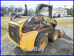 2014 New Holland L218 Skid Steer, Orops, Aux Hydraulics, Ssl Quick Attach, 57 HP