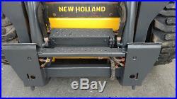 2014 New Holland L230 Skid Steer Loader 1144 Hrs. 2 spd. High-flow quick attach