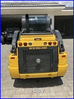 2014 New Holland skid steer L220