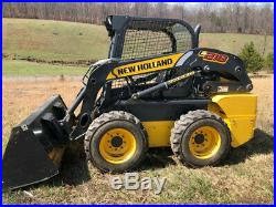 2015 L218 New Holland Skid Steer